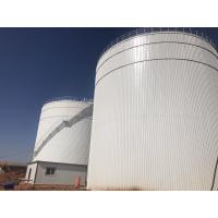 Buy cheap Scratch Resistance GFS Enamel Bolted Steel Tank product