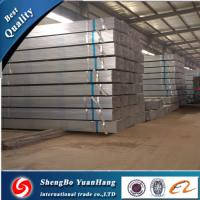 Buy cheap Square Galvanized steel pipe product