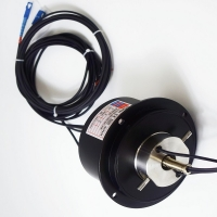 Buy cheap Stainless Steel 50rpm Waterproof IP66 Customized Slip Ring product