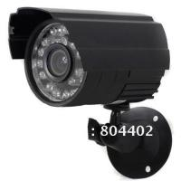 Buy cheap Intelligent IR-CUT Outdoor IP Camera UID Scan , 12VDC Support 32G SD Card product