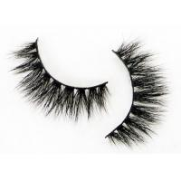 Buy cheap Super Soft Clear Band False Eyelashes High Durability 0.1 - 0.12mm Thickness product