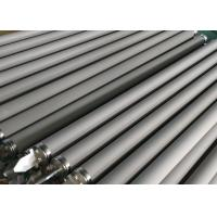 Buy cheap Petrochemical Waste Water Filter , Long Strip Sintered Stainless Steel Filter from wholesalers