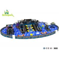 Buy cheap Anti - static Large Indoor Playground , Million Ball Pool Baby Soft Play from wholesalers