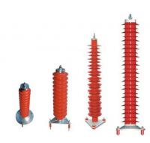 Buy cheap 10-500kV Station Class Surge Arrester / Polymer Surge Arrestors IEC ANSI product