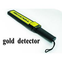 Cheap Stock Handheld Metal Detector High Sensitivity For Paper Clip  Detection wholesale