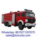 Buy cheap 11000L -15000L  336HP Foam Truck 6 x4 BeiBen for sale. product
