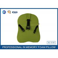 Buy cheap Comfortable Relieving Back Pain Car Memory Foam Neck Pillow , Car Driver Pillow product