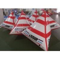 Buy cheap Water Triathlons Inflatable Swimming Buoy For Advertising Lightweight product