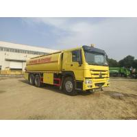 Buy cheap High Strength Fuel Tank Semi Trailer Multi Color Optional 9920×2496×3550mm from wholesalers