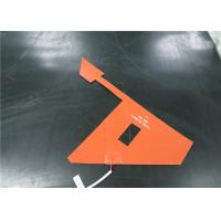 Buy cheap Industrial Silicone Rubber Heater For Electric Heating / Medical Equipment product
