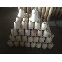 Buy cheap Dark Brown Fire Clay Bricks / High Alumina Refractory Brick For Industrial Furnace Pouring Steel product
