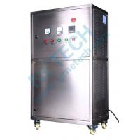 Buy cheap Air cooling Industrial Ozone Generator / ozonator for drinking water With Ceramic tube product