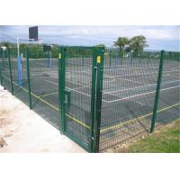 Buy cheap Welded Twin Wire Mesh Panel Industrial Security Fencing Wire Panel 8 FT from wholesalers