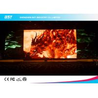 Buy cheap 1/8 scan P5mm SMD indoor  Commercial Advertising led display screen / Vedio / Picture product