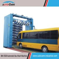 Buy cheap Automatic Bus Washing system with Three Brushes/ Automated truck wash machine with water recycling systems product