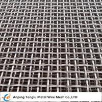 Buy cheap Woven Vibrating Screen Mesh|Quarry Screen Wire Mesh Made by Steel Wire product