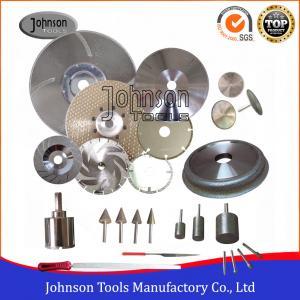 Electroplated Diamond Tools Diamond Needle Files OEM Acceptable