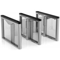 Buy cheap Access Control System Speed Gates Turnstile With High Speed Servo Motor product
