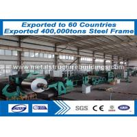 China structal steel and Prefabricated Steel Structures low-cost to Manila market on sale