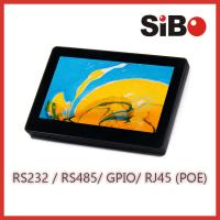 China SIBO Q896 In Wall Android Tablet With RS232 on sale