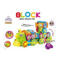 Buy cheap Electric Remote Control Children's Play Toys Gear Building Toy Set 106 Pcs product