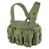 Buy cheap Lightweight Military Bulletproof Vest Molle Tactical Chest Rig Holster product