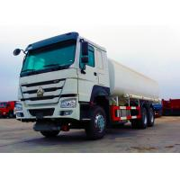 Buy cheap Ten Wheels Petrol Tank Truck , 3 Axles 12.00R20 Tire Oil Delivery Truck product