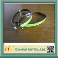 Buy cheap Reflective Bicycle Belt And Outdoor Bike Trousers Clip For Safety Products product