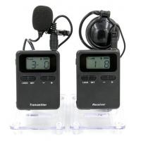 Buy cheap Small Wireless Audio Tour Guide Systems For Factory Training Teaching 008A from wholesalers