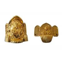 Buy cheap Christ Type Casket Corners PP / ABS  Material Coffin Decorative With Steel Bars product