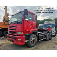 Buy cheap Japan Made Used Tractor Head UD CWB459 25 - 40 Ton Loading Capacity product