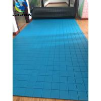 Buy cheap Baseball Pitch Artificial Grass Shock Pad Underlay Flame Retardant Outdoor product