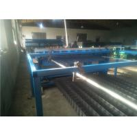 Quality PLC Control Construction Mesh Welding Machine Mesh Width 1200mm Firm Welding for sale