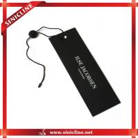 Buy cheap garment hang tag for jeans with color printing product