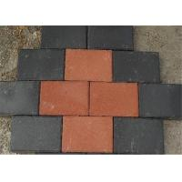 Buy cheap Landscaping Vintage Brick Pavers Driveway , Clay Brick Floor Pavers Wear Resistance product