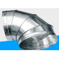 Buy cheap X60 PN40 Cast Iron Pipe Fittings / Plumbing 90 Degree Elbow product