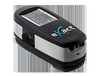 Buy cheap X-Rite eXact CIE LAB handheld color measurement bluetooth CMYK density spectrophtoometer with touch-screen display product