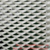 China aluminum expanded metal mesh for window screen partition decoration on sale
