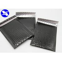 Buy cheap Aluminum Foil Film Metallic Bubble Mailers 8*9 Inch Custom Bending Resistant from wholesalers
