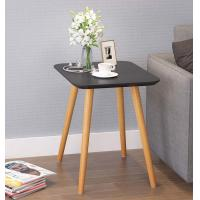 Buy cheap Black Square Solid Center Table On Black Color White Color With Smooth Foot product