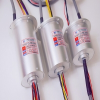 Buy cheap Low Torque 300rpm IP54 380VAC Gigabit Ethernet Slip Ring from wholesalers