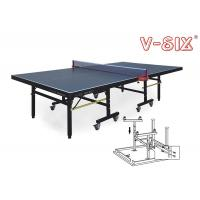 Buy cheap Single Portable Ping Pong Table Standard Size , Easy Install Table Tennis Equipment from wholesalers