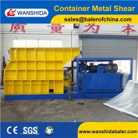 Buy cheap Automatic Metal Scrap Container Shear product