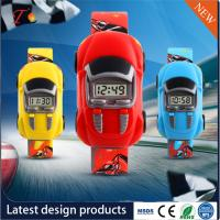 Buy cheap Popular customized promotion watch for children and adults cool cuteAutomobile toy watch children's watch fashion watch from wholesalers