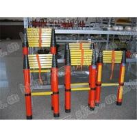 Cheap Telescopic insulation extension ladder  FRP ladder   insulated ladder  insulation ladder  isolated l wholesale