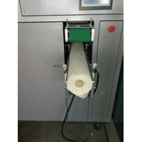 Buy cheap Non - Woven Fabric Toilet Roll Cutting Machine With Arc Shaped Clamping Unit product