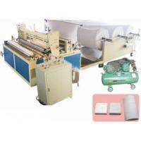 Buy cheap Toilet Roll Machine/Toilet Paper Machine/Rewinder product