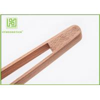 Buy cheap Beech Wood House Kitchen Wares 30cm Small Kitchen Tongs For Ice Food Salah Picker product