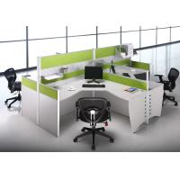 Buy cheap 2017 Hot sales aluminum work partition modern cubicle office modular workstation ST-414L-15H product