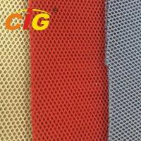 Buy cheap Non - Woven / Knitting Backing Spacer 100% Polyester Mesh Fabric For Cover product
